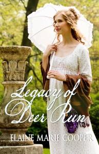 Legacy of Deer Run - Cover