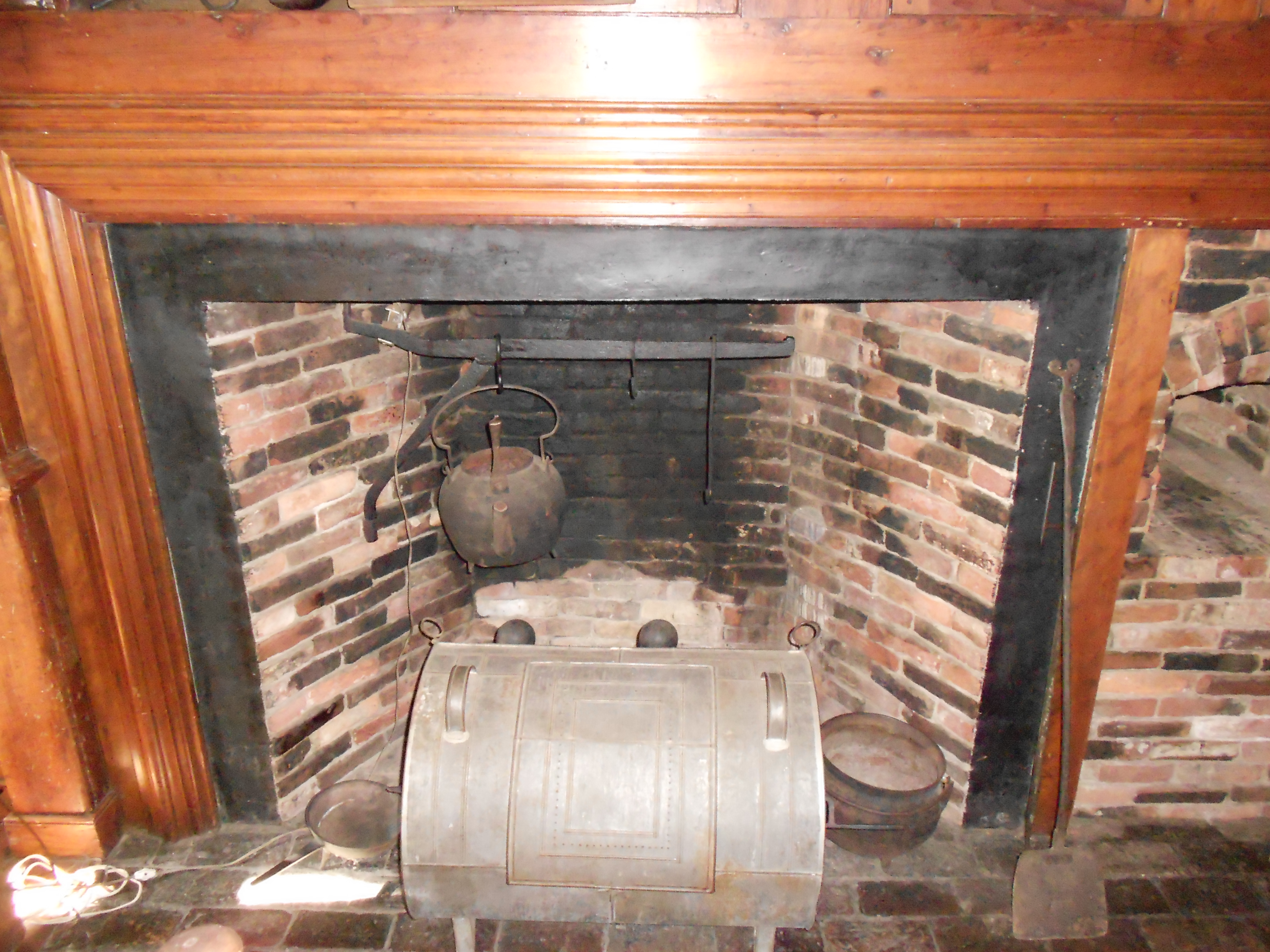 the hearth in colonial america elaine marie cooper author