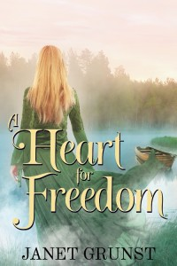 A Heart For Freedom Cover